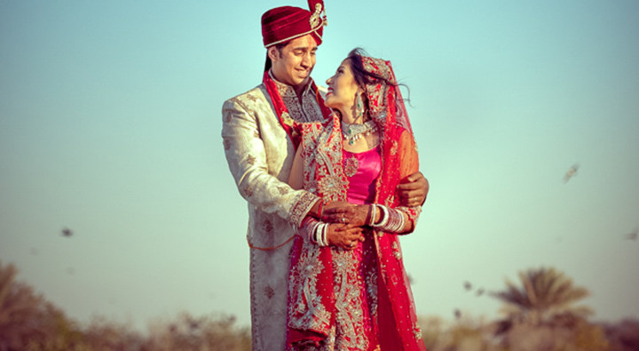 Teaser Vinti And Nikesh Indian Wedding At Al Badia Golf Club Dubai